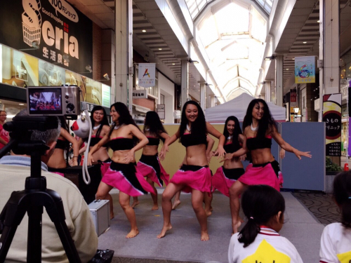 Tahitian dance festival IN古町_d0256587_14461471.jpg