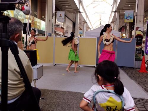 Tahitian dance festival IN古町_d0256587_14461481.jpg