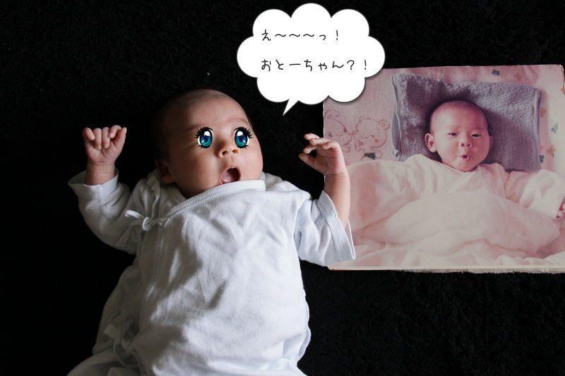 長男の写真を引っ張り出してきました(笑)_e0014000_00194566.jpg