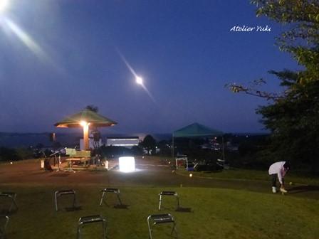 満月祭in七ヶ浜^^_f0240834_22315593.jpg