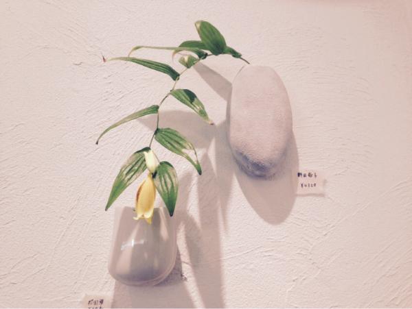 今日の 花器と花_b0132442_17404469.jpg
