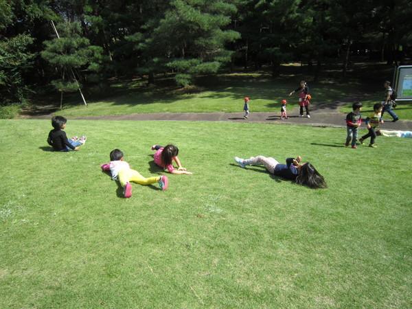 ピクニック行ってきました!(ゆり・すみれ組)_a0180348_17271625.jpg