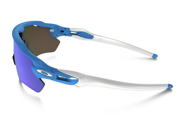 OAKLEY Radar EV Sapphire Collection_e0132852_20332987.jpg