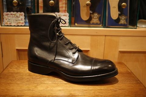 ルパン三世と靴の話(と今日は荒井さんの入店日です)_f0283816_12025837.jpg