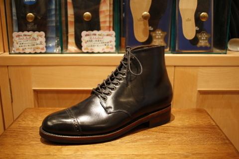 ルパン三世と靴の話(と今日は荒井さんの入店日です)_f0283816_12030446.jpg