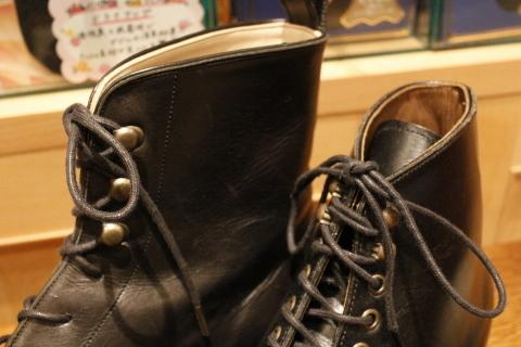 ルパン三世と靴の話(と今日は荒井さんの入店日です)_f0283816_12030962.jpg