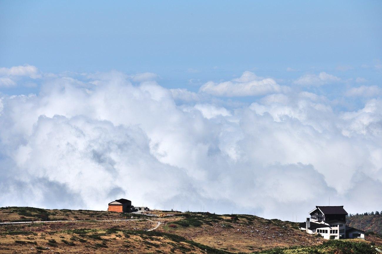 立山 その3 -  雲_c0220824_16441432.jpg