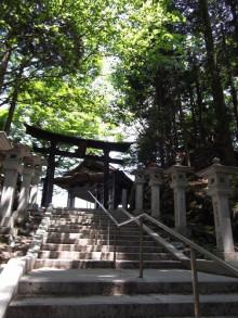 三峯神社 気守り_a0064067_10555892.jpg
