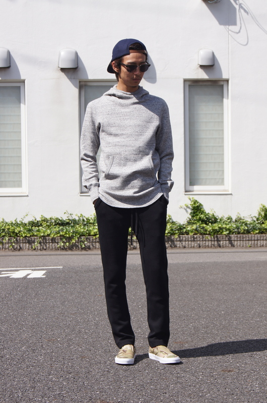 REIGNING CHAMP - Stylish Sweat Set Up!!_f0020773_19393575.jpg