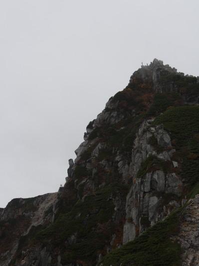 木曽駒ケ岳。_c0197578_1251215.jpg