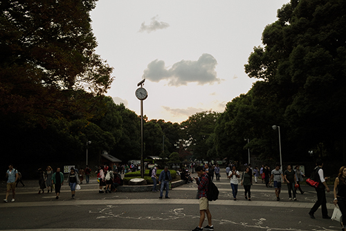 久し振りに日曜日の代々木公園に!_b0194208_22251594.jpg