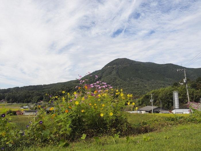 阿弥陀山と大上牧場_c0116915_029301.jpg