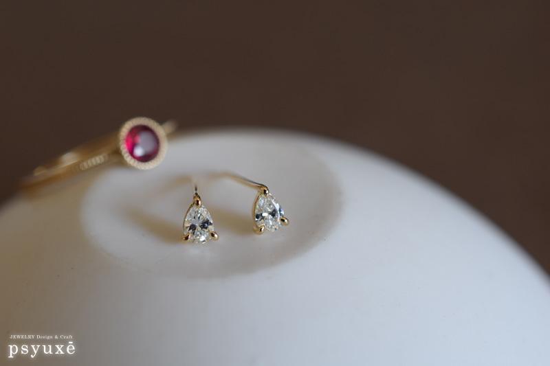 ルビーとダイアモンドの指輪*リフォーム後_e0131432_10001513.jpg