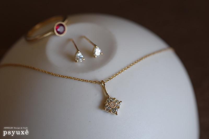 ルビーとダイアモンドの指輪*リフォーム後_e0131432_10002033.jpg