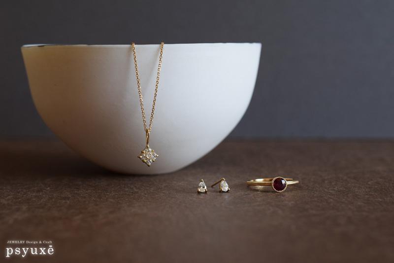 ルビーとダイアモンドの指輪*リフォーム後_e0131432_10002718.jpg