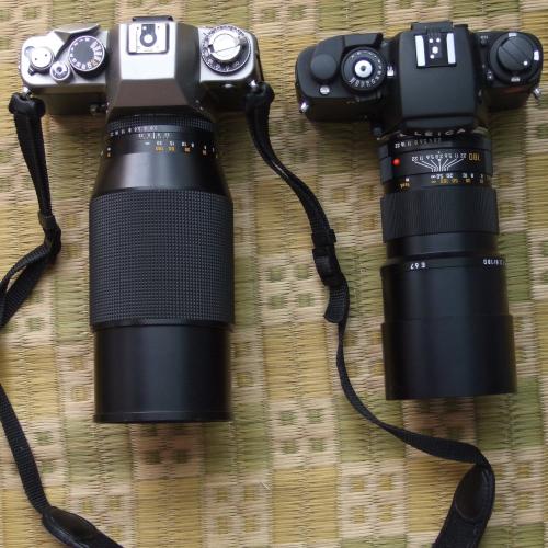 逆襲のフィルムカメラ #4ー機械シャッター機と180mm f2.8の系譜_b0060239_23120485.jpg