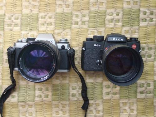 逆襲のフィルムカメラ #4ー機械シャッター機と180mm f2.8の系譜_b0060239_23130520.jpg