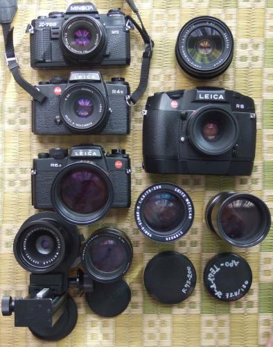 逆襲のフィルムカメラ #4ー機械シャッター機と180mm f2.8の系譜_b0060239_23151956.jpg