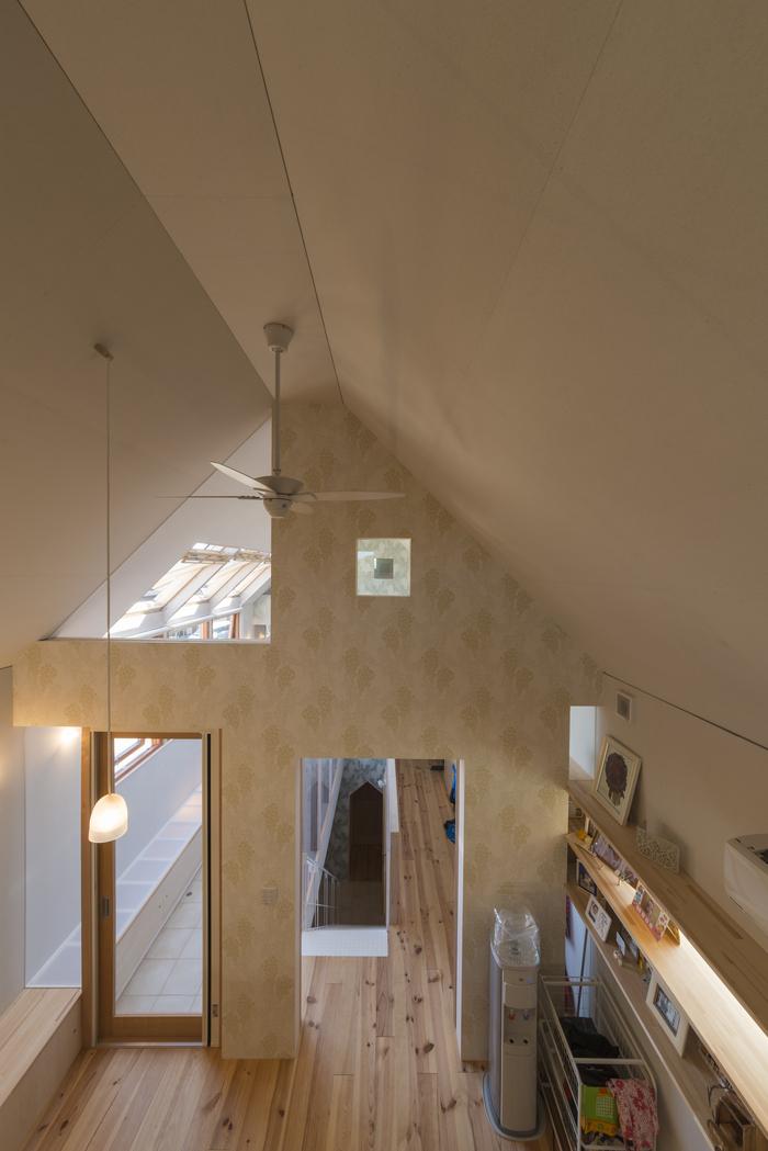 「白い家」第55回富山県デザイン展にて奨励賞_e0189939_19122812.jpg
