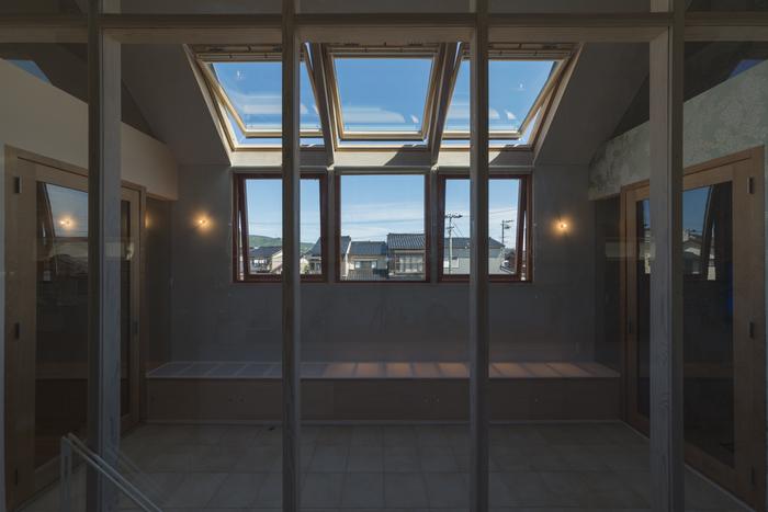 「白い家」第55回富山県デザイン展にて奨励賞_e0189939_1913252.jpg