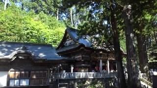 うわさの三峰神社で良縁祈願☆彡_a0283796_17285125.jpg