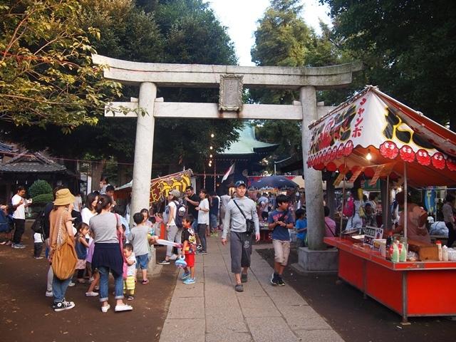 秋の祭りが多い東京・・・_b0200198_22135749.jpg