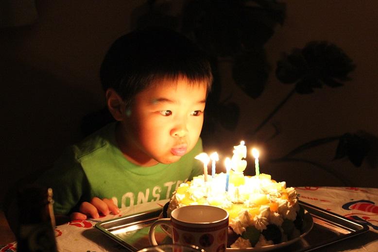 10月4日は、息子大晟の5歳の誕生日♪_f0191324_9142796.jpg