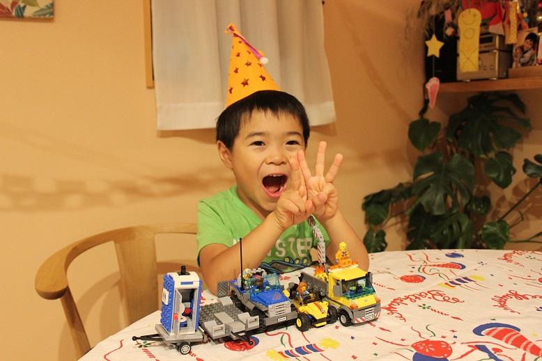 10月4日は、息子大晟の5歳の誕生日♪_f0191324_9145793.jpg