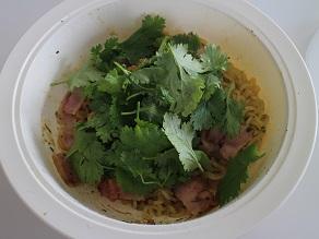 パクチー好きなのでベトナム麺パクチー祭をしました_c0030645_20383238.jpg