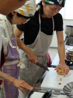 カラダが喜ぶおうちごはん教室【秋編】開催しました♪_d0298850_0344952.jpg