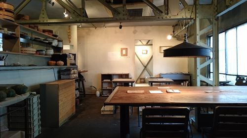吉祥寺 食堂ヒトト_c0128375_1816348.jpg