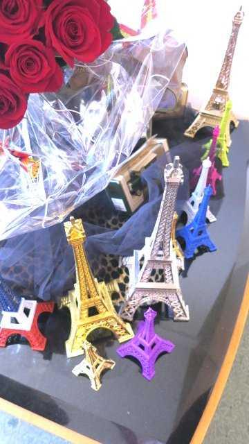RYUZO NAKATA PARIS 展示会☆_d0339884_17475668.jpg