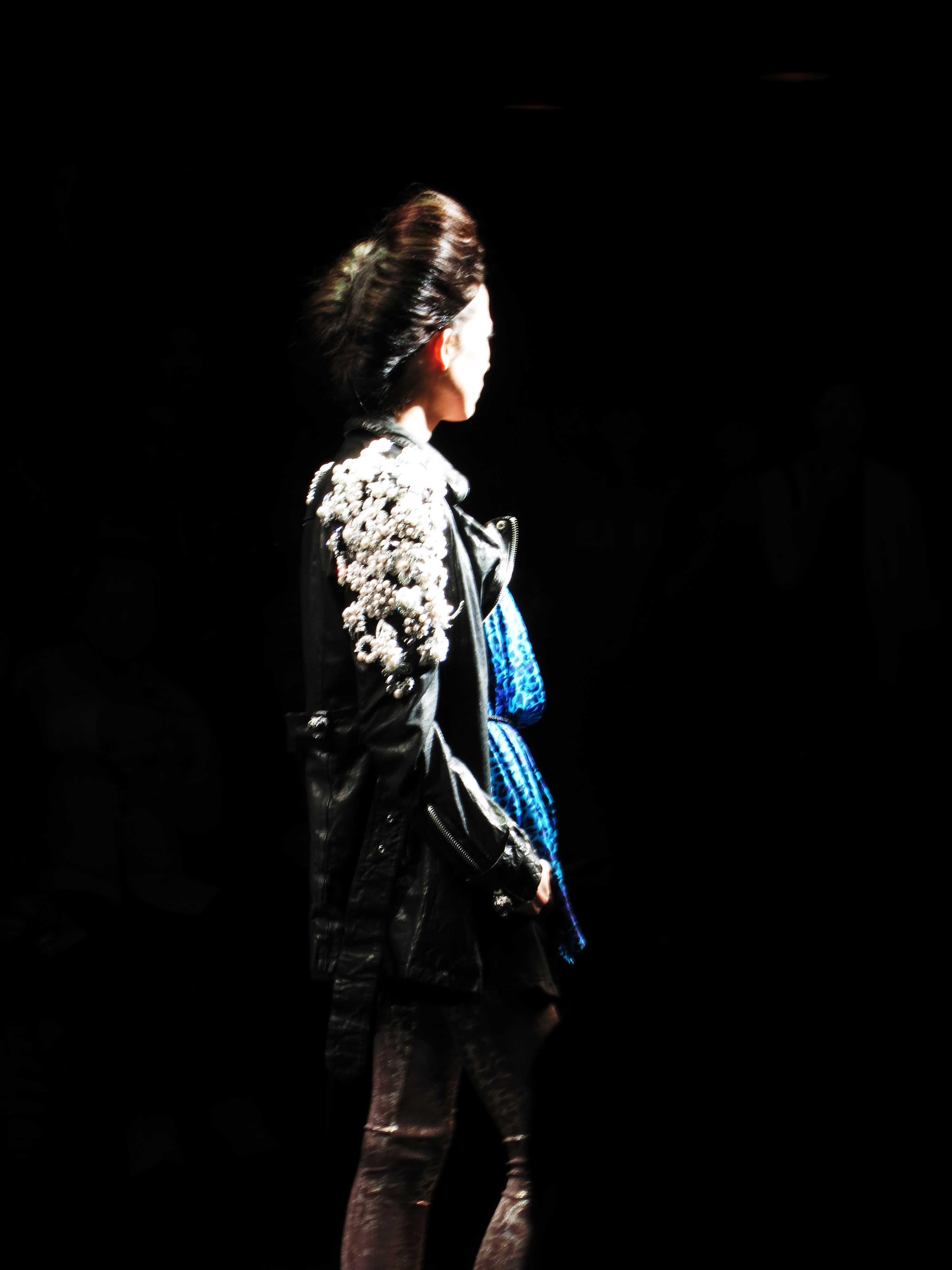 ヒカリエでファッションショー☆_d0339884_17512722.jpg