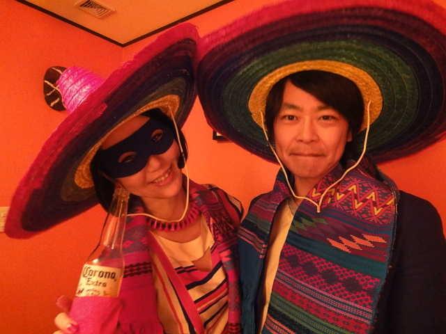 メキシカンスタイルで☆_d0339884_17522920.jpg