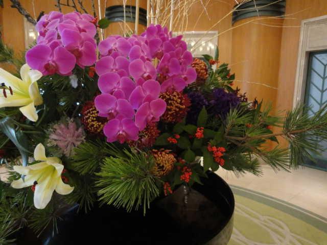 お正月のお花☆_d0339884_17523914.jpg