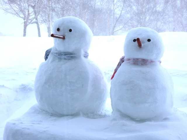 雪だるま☆_d0339884_17523971.jpg