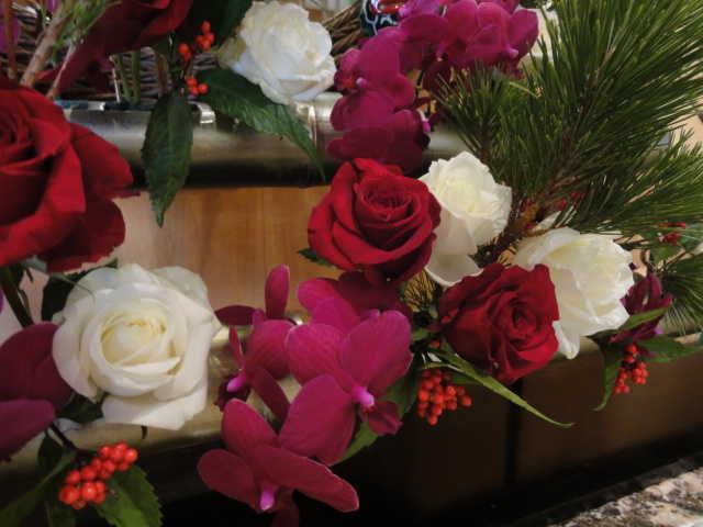 お正月のお花☆_d0339884_17523978.jpg