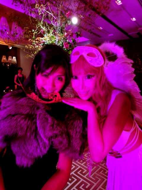 大人のハロウィーンパーティ☆シャングリラH_d0339884_17525546.jpg