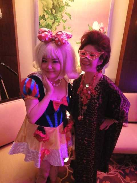 大人のハロウィーンパーティ☆シャングリラH_d0339884_17525562.jpg