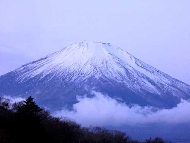 山中湖から☆_d0339884_17541997.jpg