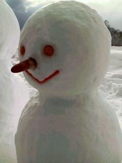 雪だるま☆_d0339884_17542801.jpg