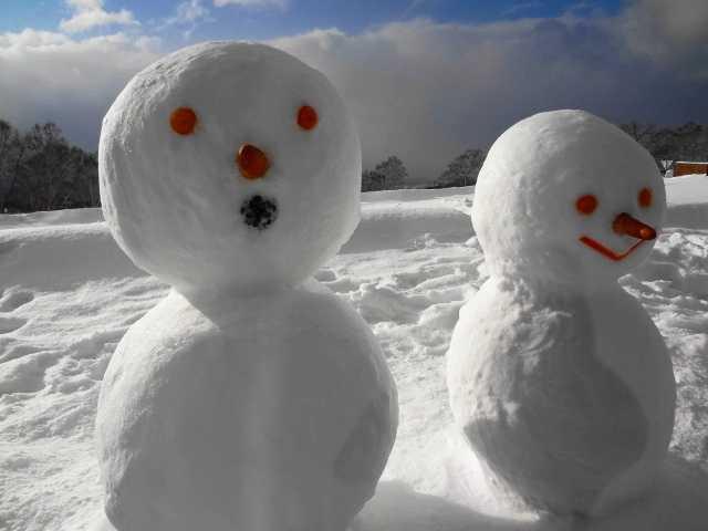 雪だるま☆_d0339884_17542862.jpg
