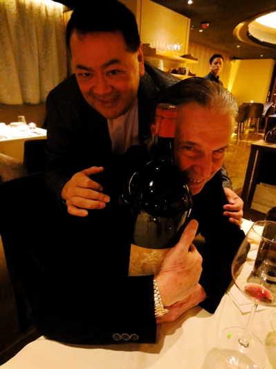 100年前のワインでディナー!_d0339884_17562546.jpg
