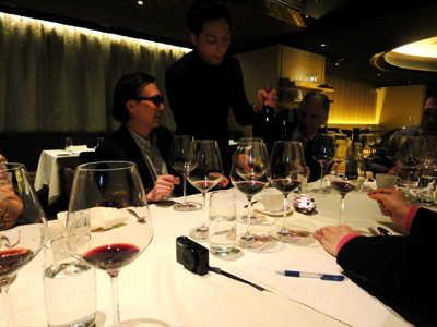 100年前のワインでディナー!_d0339884_17562586.jpg
