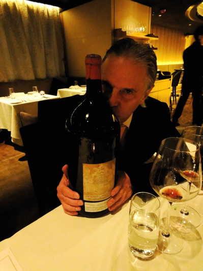 100年前のワインでディナー!_d0339884_17562665.jpg