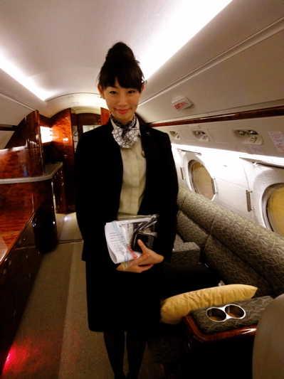 プライベートジェットで香港へ☆_d0339884_17565255.jpg