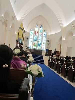 シルバーウィークは またまた東京 あきなちゃん結婚式~♪_e0123286_17575192.jpg