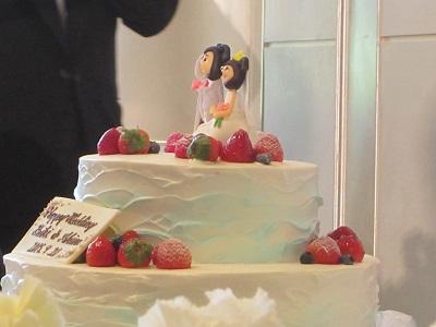 シルバーウィークは またまた東京 あきなちゃん結婚式~♪_e0123286_18114746.jpg