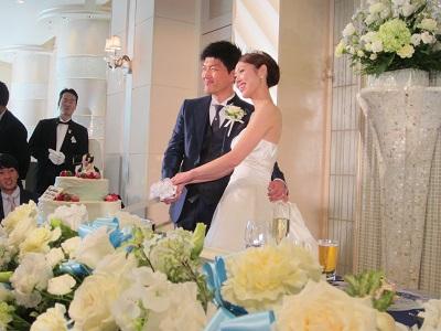 シルバーウィークは またまた東京 あきなちゃん結婚式~♪_e0123286_18143650.jpg