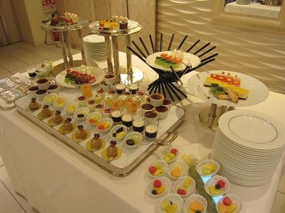 シルバーウィークは またまた東京 あきなちゃん結婚式~♪_e0123286_18163863.jpg